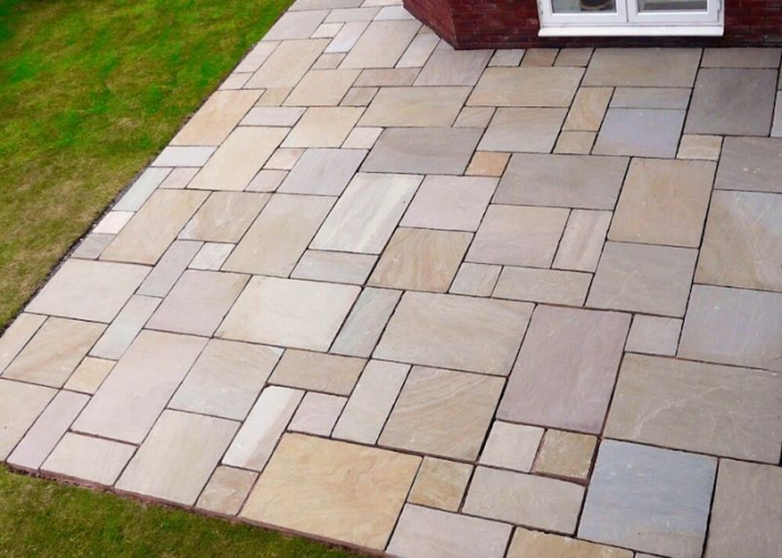 patios and paths